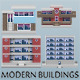 Modern Buildings and Properties - GraphicRiver Item for Sale