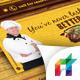 Lantakcow Steak House Promotion Flyer Ad - GraphicRiver Item for Sale