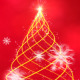 Christmas Tree Shine - VideoHive Item for Sale