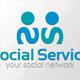 Social Service Logo Templates - GraphicRiver Item for Sale