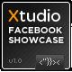 Xtudio - Facebook Single Page Showcase - ThemeForest Item for Sale