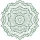 Guilloche Rosette Vol.18 - GraphicRiver Item for Sale