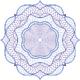 Guilloche Rosette Vol.21 - GraphicRiver Item for Sale
