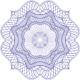 Guilloche Rosette Vol.24 - GraphicRiver Item for Sale