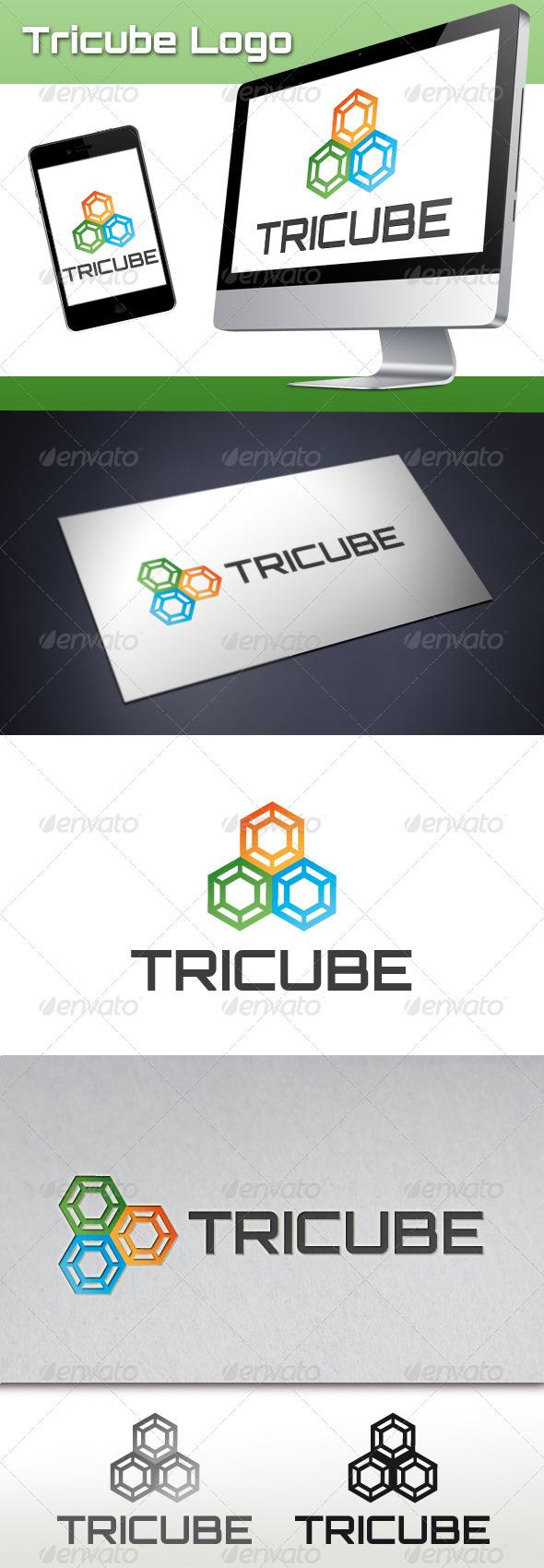 Tricube Software Logo