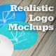 Realistic Logo Mockups - GraphicRiver Item for Sale
