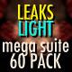 Leaks Light Footage Mega Suite - (60 Pack) - VideoHive Item for Sale