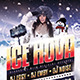 Ice Hova Flyer Template - GraphicRiver Item for Sale