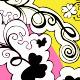 Floral Pattern Brush - GraphicRiver Item for Sale