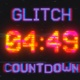 VHS Glitch Countdown 5 minute - VideoHive Item for Sale