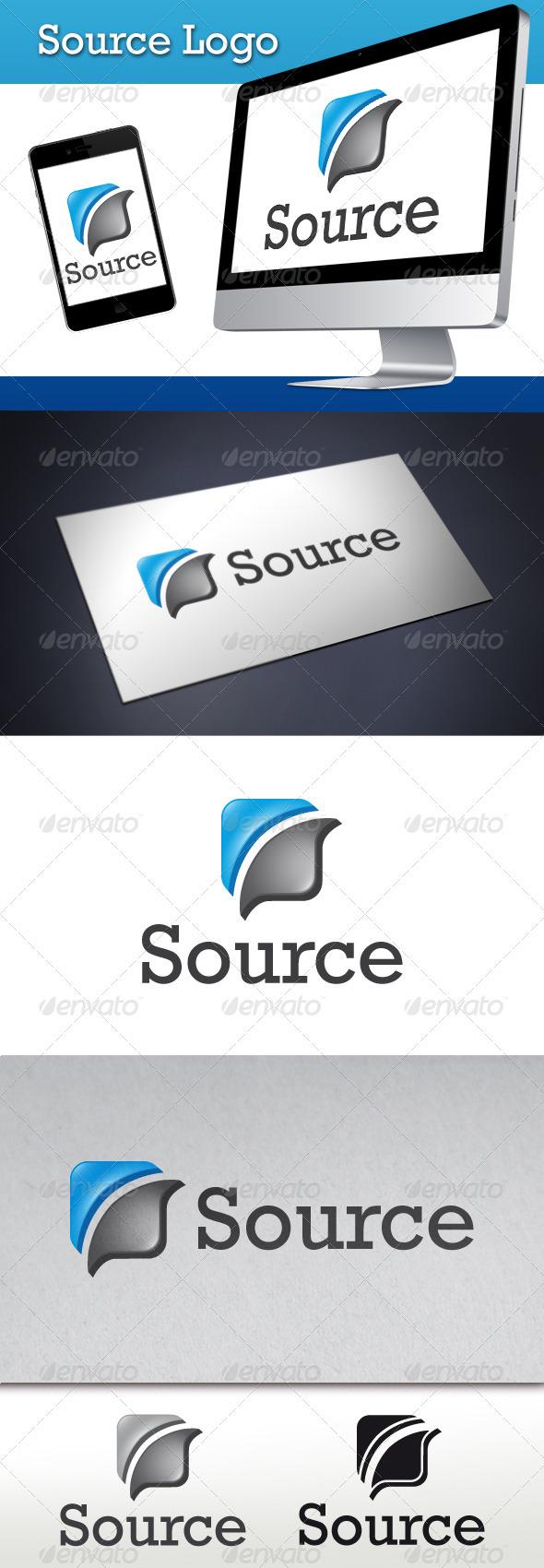 Source Logo Template