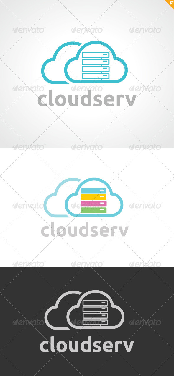 Cloud Serv Logo
