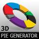 3D Pie Chart - GraphicRiver Item for Sale