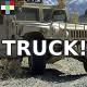Truck Driving Seamless Loop