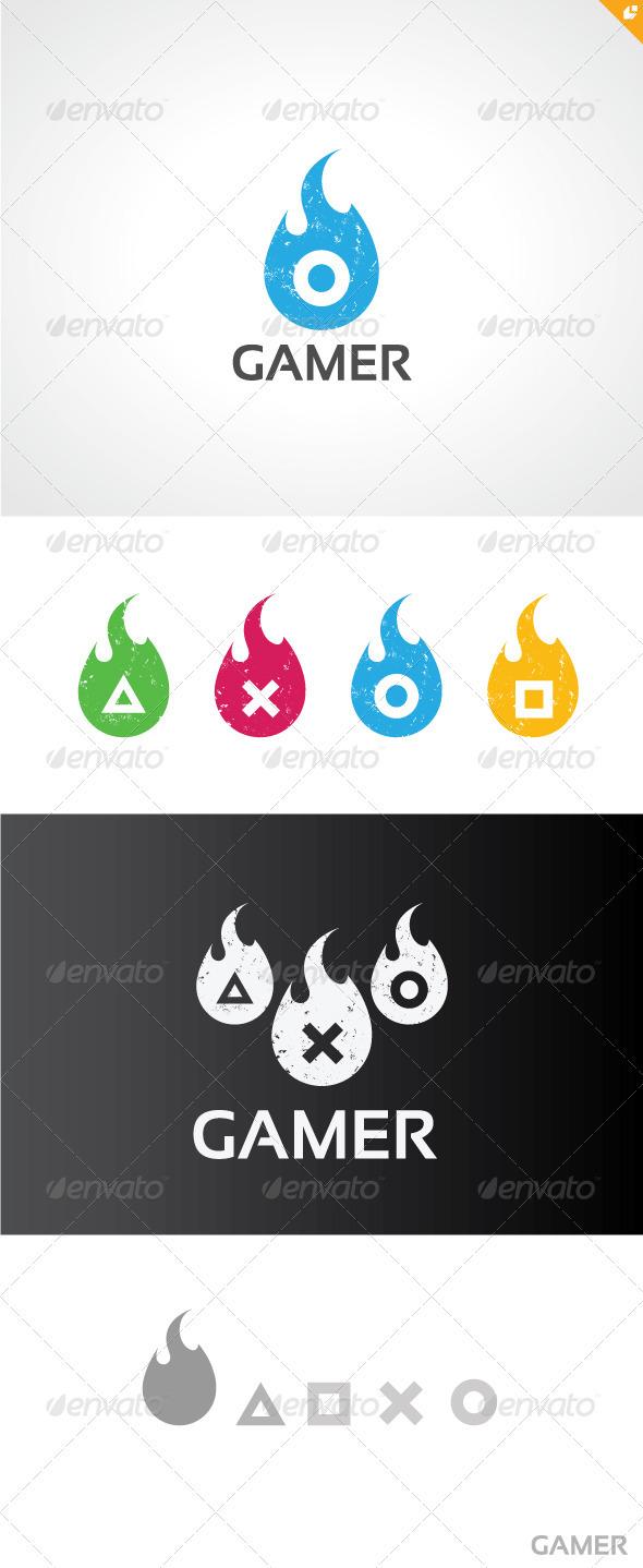 Gamer Logo V2