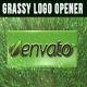 Grassy Logo Opener - VideoHive Item for Sale