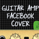 Guitar Amp Head FB Timeline Covers - GraphicRiver Item for Sale