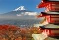 Mt. Fuji and Pagoda - PhotoDune Item for Sale