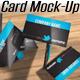 Business Card Mockup - GraphicRiver Item for Sale