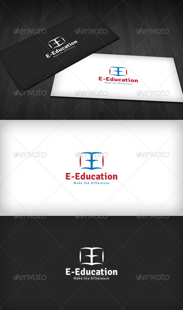 E-Education Logo