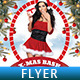 Christmas Bash or New Year's Flyer - GraphicRiver Item for Sale