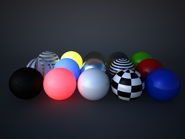 Cinema4d 3D Materials & 3D Shaders from 3DOcean
