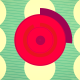 PopArt Circles transition Retro style - VideoHive Item for Sale