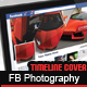 FB Photography Timeline Cover - GraphicRiver Item for Sale