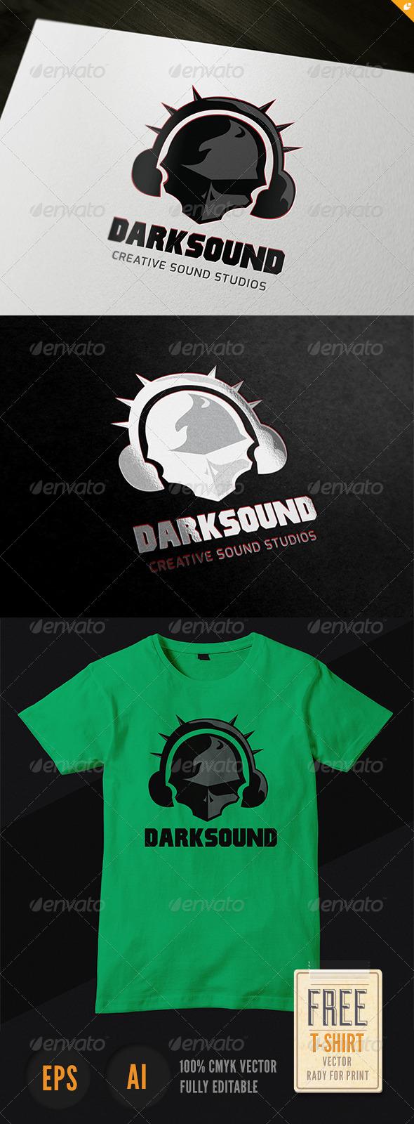 Dark Sound Logo