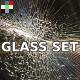 Breaking Glass Set