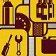 Auto Repair Shop Icons - GraphicRiver Item for Sale