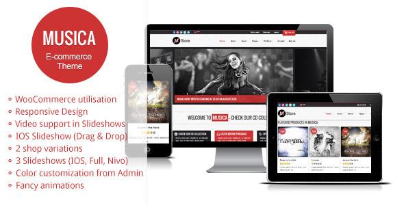 Review: Musica - Responsive WordPress WooCommerce Theme free download Review: Musica - Responsive WordPress WooCommerce Theme nulled Review: Musica - Responsive WordPress WooCommerce Theme