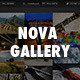 Nova Gallery - Responsive HTML5 Multimedia Gallery - CodeCanyon Item for Sale