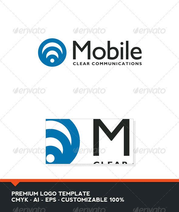 Mobile Logo Template