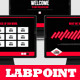 Labpoint Powerpoint Presentation Template - GraphicRiver Item for Sale