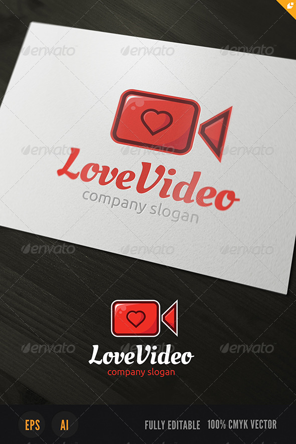 Love Video Logo