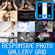 Responsive Slideshow Photo Gallery Grid - CodeCanyon Item for Sale
