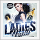 Club Sessions l Multi-Title Party Flyers - GraphicRiver Item for Sale
