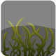 Curly Grass billboard pack - 3DOcean Item for Sale