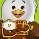 Baby Bald Eagle Mascot - GraphicRiver Item for Sale