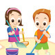 Cleaning House - GraphicRiver Item for Sale