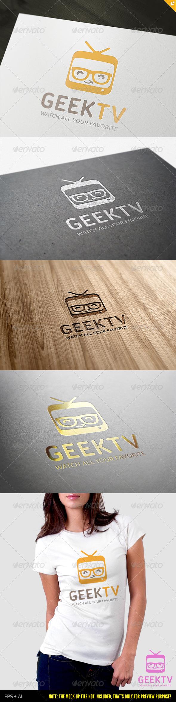 Geek TV Logo