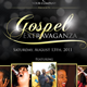Gospel Flyer - GraphicRiver Item for Sale