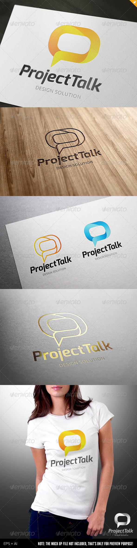 Project Talk Logo