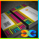 Color Business Card - GraphicRiver Item for Sale