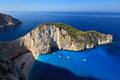 Navagio beach in Zakynthos, Greece   - PhotoDune Item for Sale