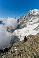 Mont Blanc - l'Aiguille du Midi - PhotoDune Item for Sale