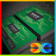Electronic Business Card - GraphicRiver Item for Sale