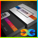 Gift Business Card - GraphicRiver Item for Sale