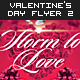 Valentine`s Day Flyer Vol. 2  - GraphicRiver Item for Sale